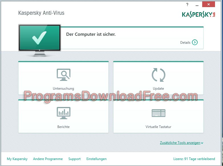 برنامج كاسبر سكاي انتي فايروس 2017