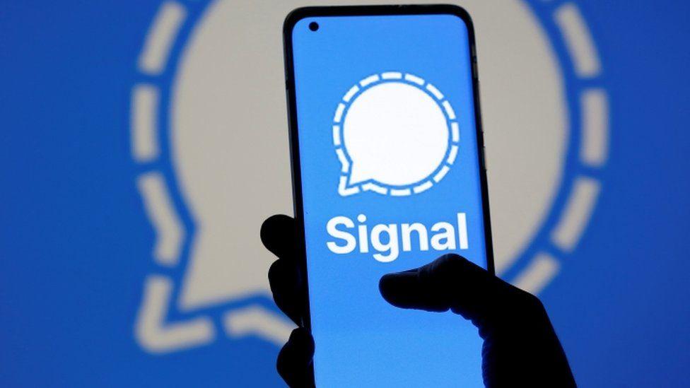 تحميل تطبيق سيجنال signal البديل للواتس اب 1