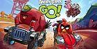 تحميل لعبة انجري بيرد سباق سيارات للاندرويد Angry Birds Go 2017