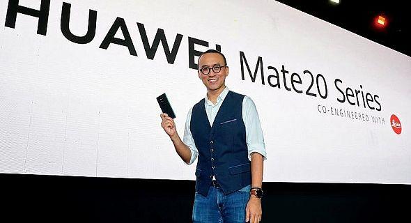 هواوي تعلن عن أسعار هواتف Huawei mate 20 خلال احتفالها في دبي