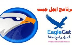 تحميل برنامج ايجل جيت 2019 عربي كامل آخر اصدار مجاناً EagleGet
