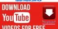 طريقة تحميل فيديوهات اليوتيوب بدون برامج او تطبيقات